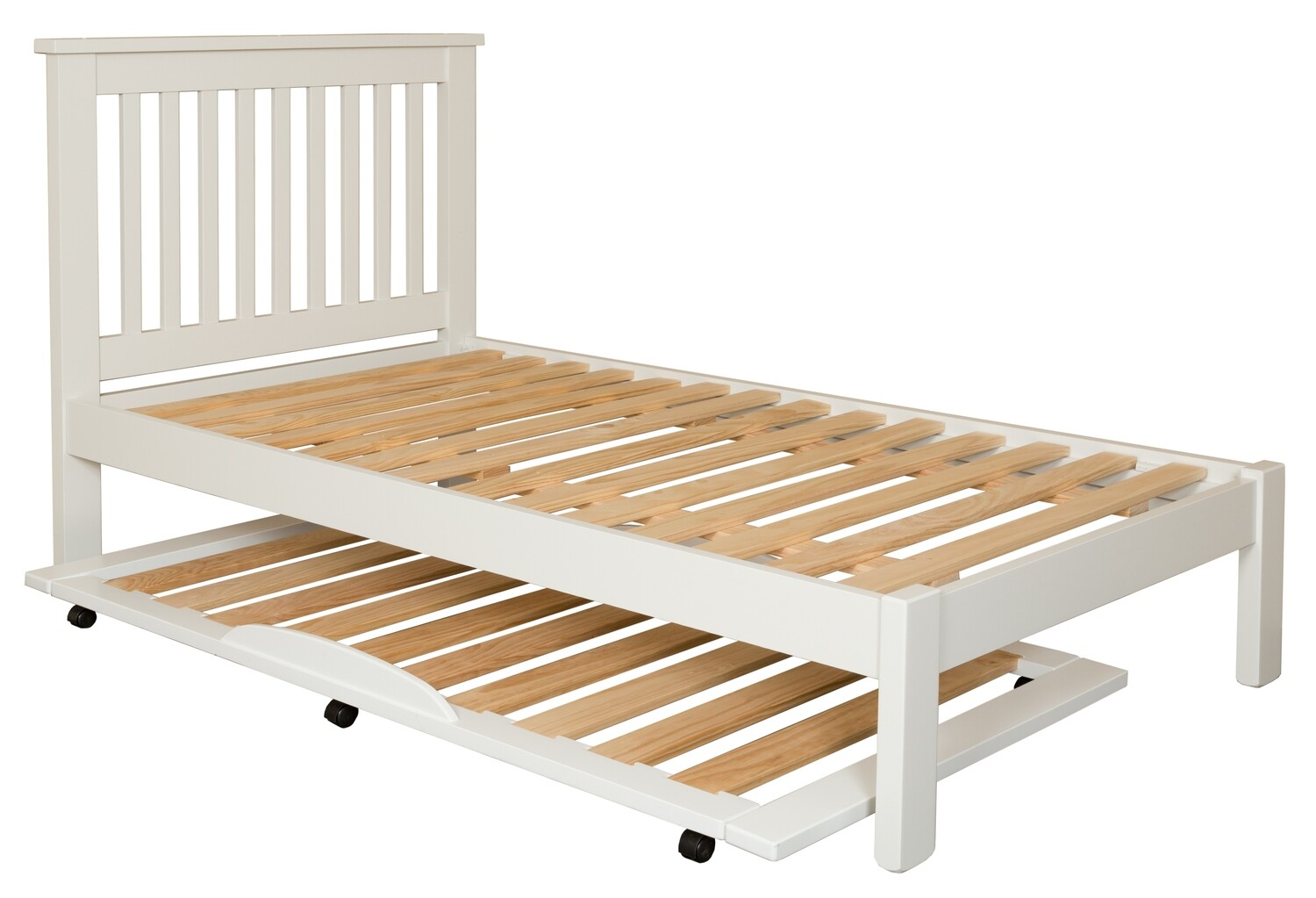 Trundler Bed King Single