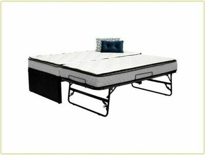 Trundler Bed with Luxury Mattress