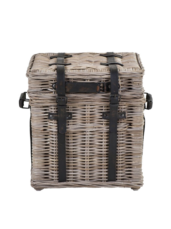 Island Life Trunk Side Table