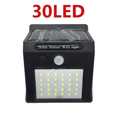 Solar Sensor Light 30LED