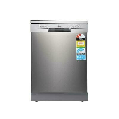 Midea14 Place Setting Dishwasher Stainless Steel JHDW143FS