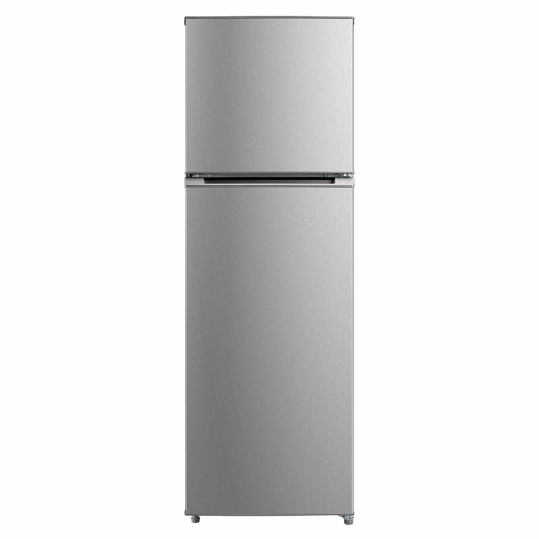 Midea 268L Freezer Fridge Stainless Steel