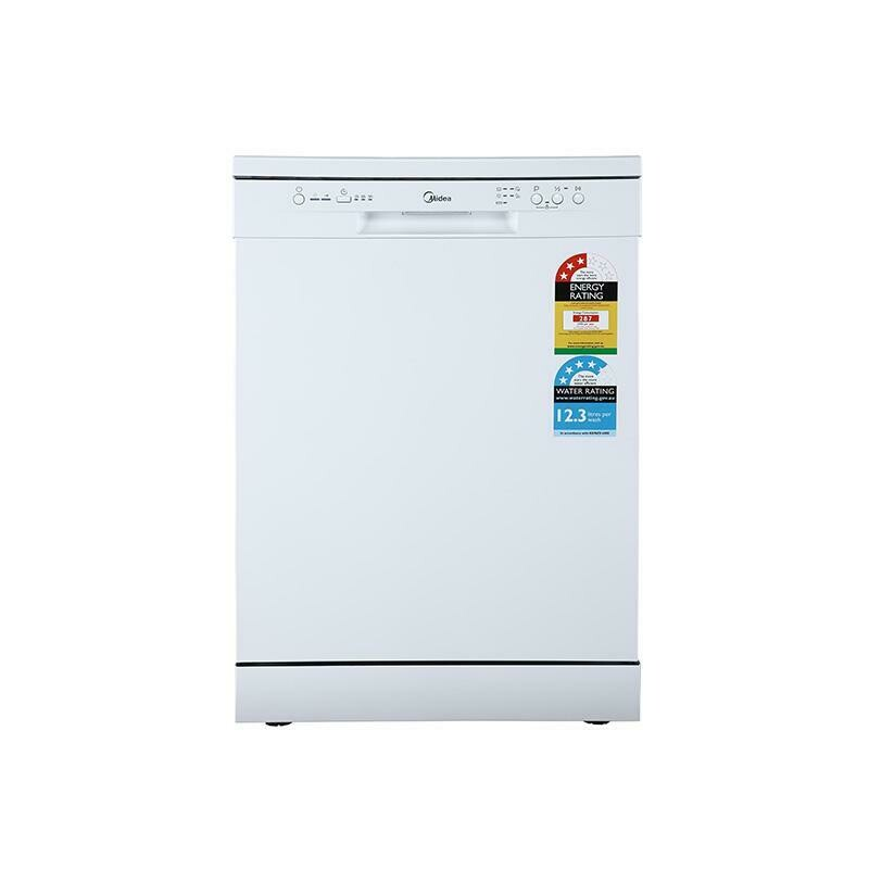 Midea 14 Place Setting Dishwasher White JHDW143WH