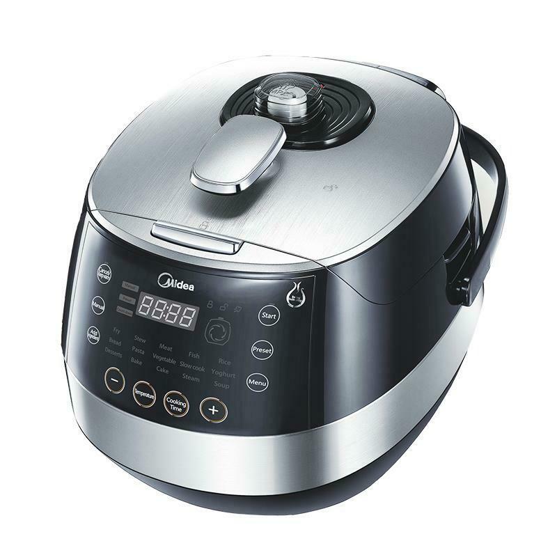 Midea 5L Multi-function Pressure Cooker MY-SS5051P