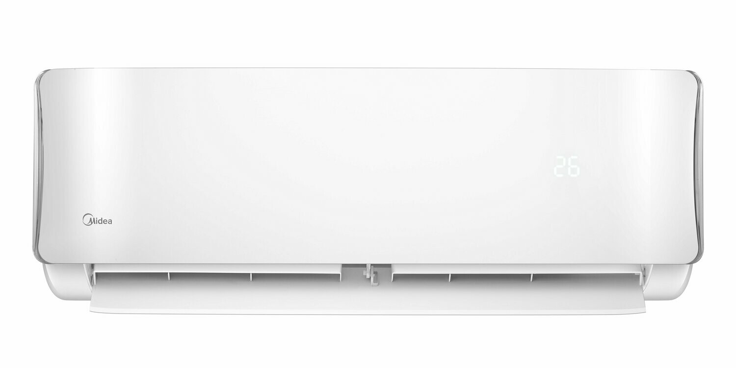 Midea Aurora 3.5KW Heat Pump / Air Conditioner Hi-Wall Inverter with WIFI Control-MFAB35NB