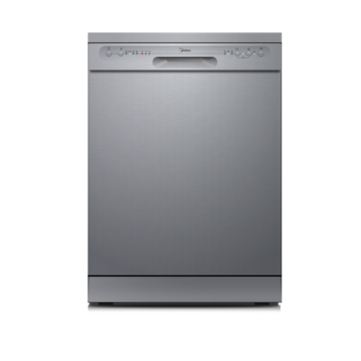 Midea12 Place Setting Dishwasher Stainless Steel JHDW123FS