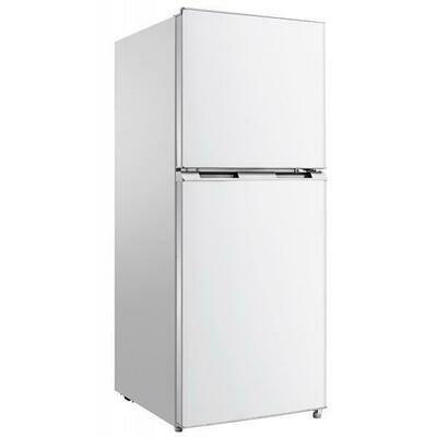 Midea 207L Fridge Freezer White JHTMF207WH