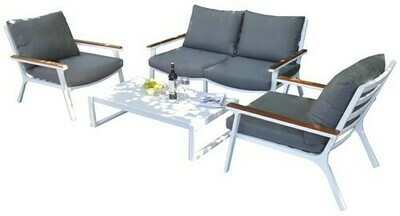 Outdoor Setting 4 Piece