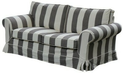 Delray Feather/Foam 2 Seater Sofa