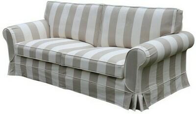 Hampton Style Sofa 3 Seater
