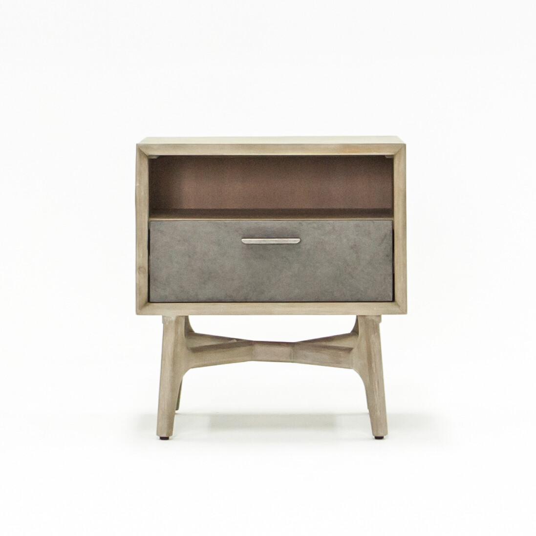 Estrada Bedside 1 drawer