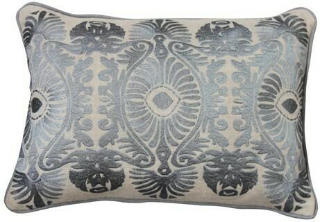 Handmade Embroided Cushion