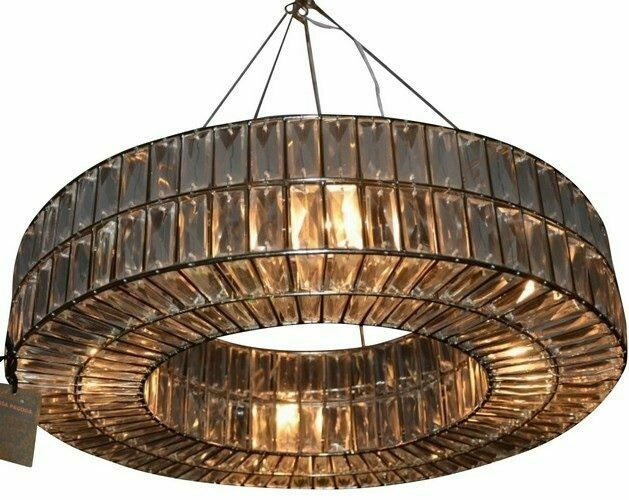 Crystal Hanging Ceiling Lamp