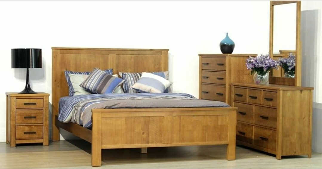 Kingston Bedroom Suite 5Pcs