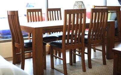 Farmhouse 7Pcs Dining Suite