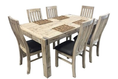 Mary Dining Suite 7 Pcs