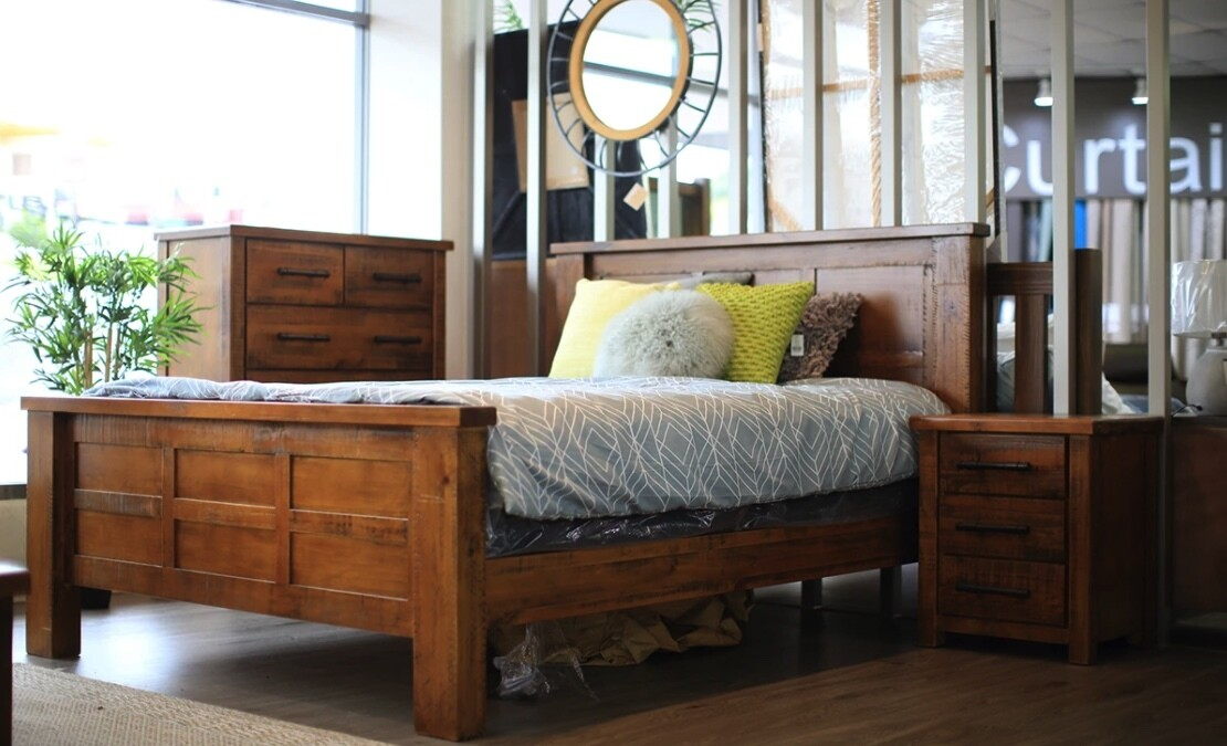 Industrial Bedroom Suite 5Pcs