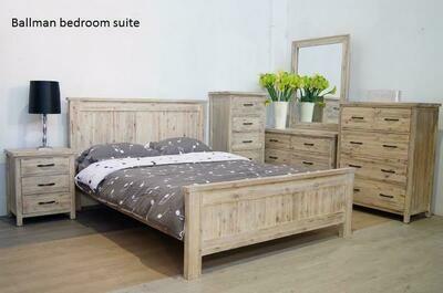Ballman Bedroom Suite 5Pcs