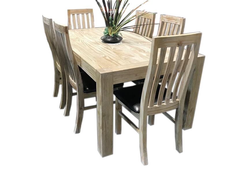 Amanda Dining Suite 7Pcs