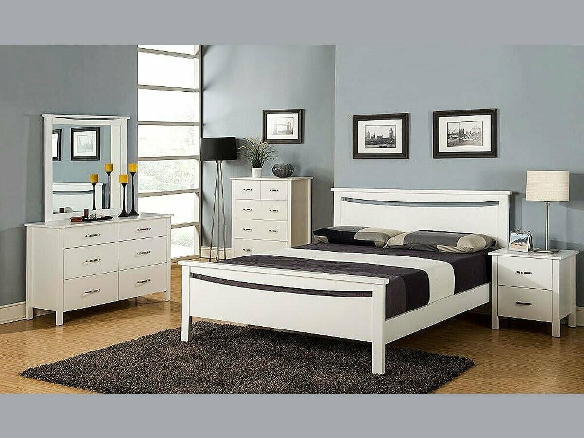 Patty 5 Pcs Bedroom Suite