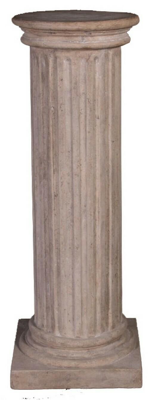 Fluted Column Round Top