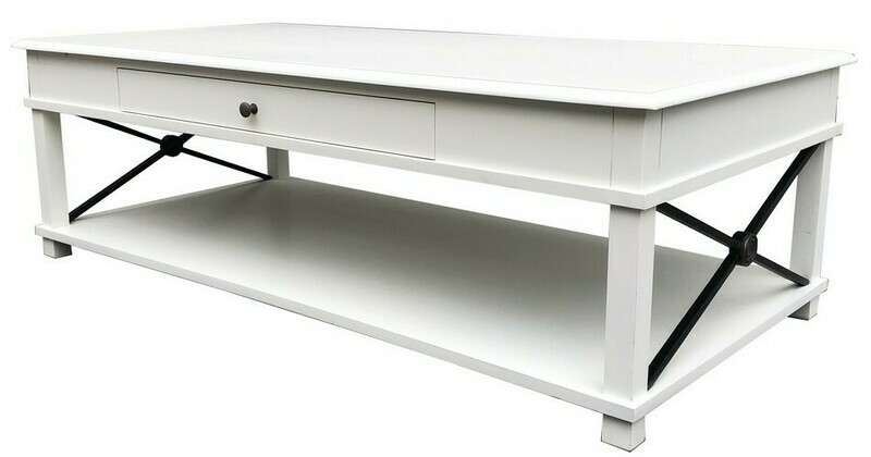Chateau Coffee Table White