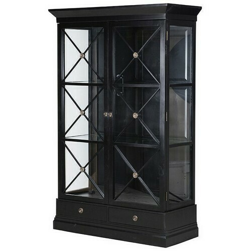 Chateau Display Cabinet