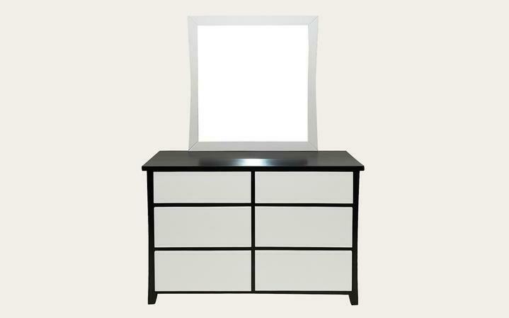 Patrick Dresser with Mirror
