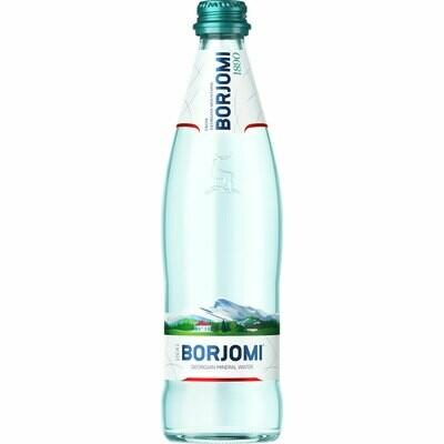 Вода BORJOMI (Боржоми) 0.5 л