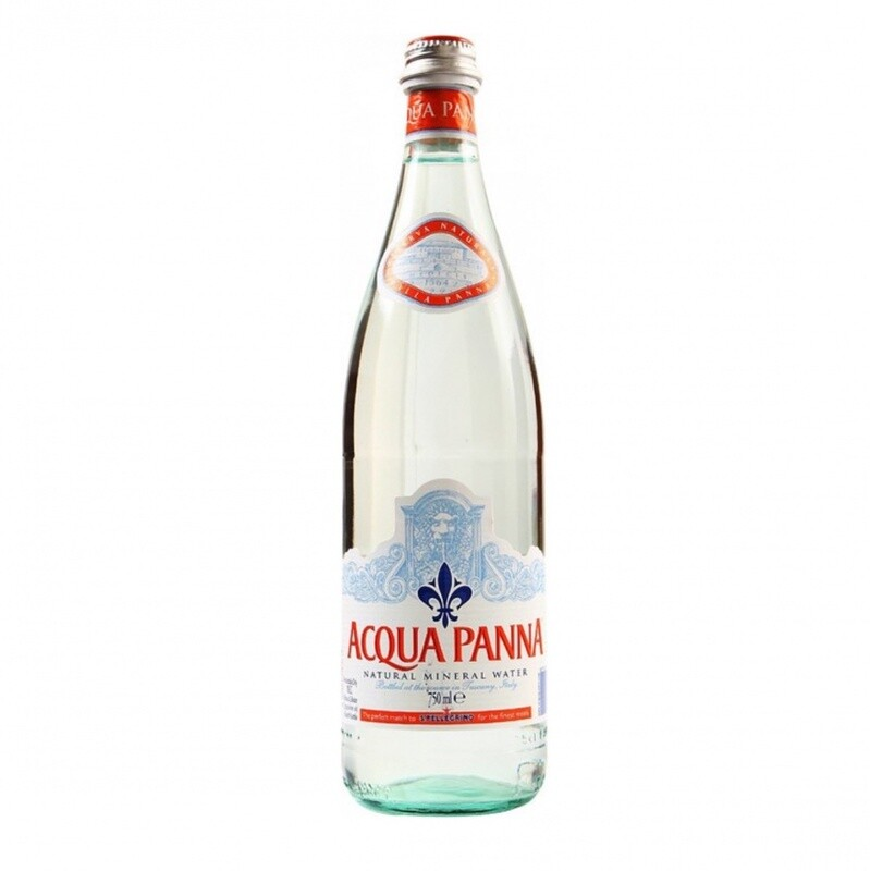 Вода ACQUA PANNA (Аква Панна) 0.75 л.