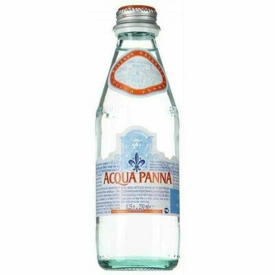 Вода ACQUA PANNA (Аква Панна) 0.25 л.
