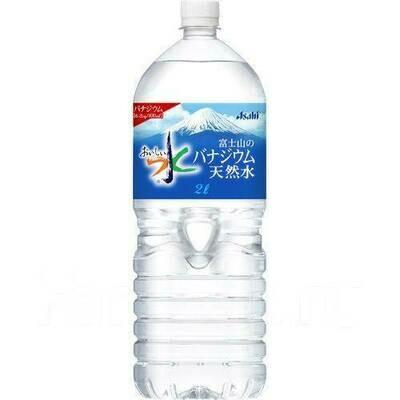 Вода ASAHI VANADIUM (Асахи Ванадиум) 2.0 л.