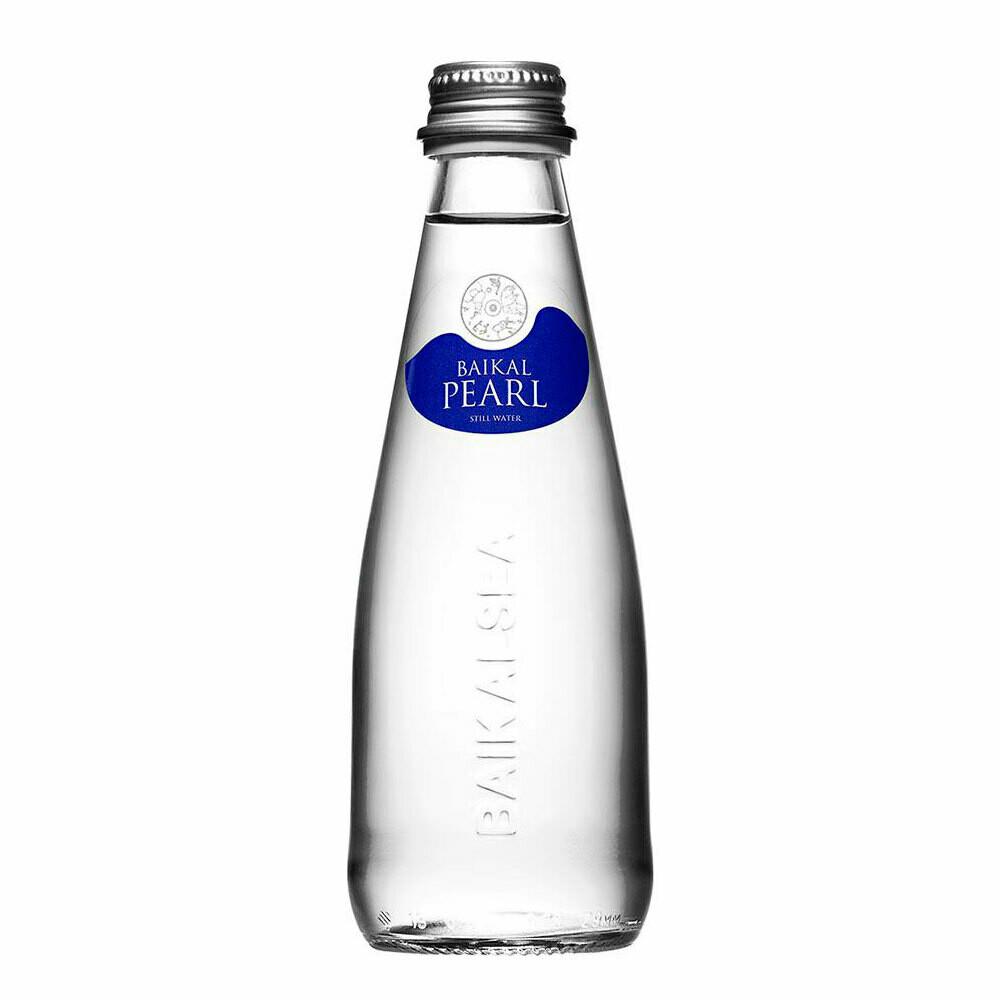 Вода BAIKAL PEARL (Жемчужина Байкала) 0.25 л