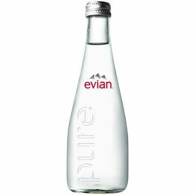 Вода EVIAN (Эвиан) 0.33 л.