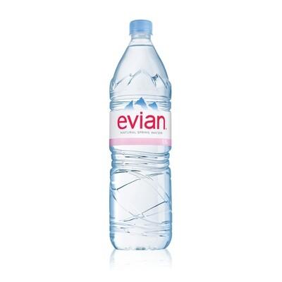 Вода EVIAN (Эвиан) 1.5 л