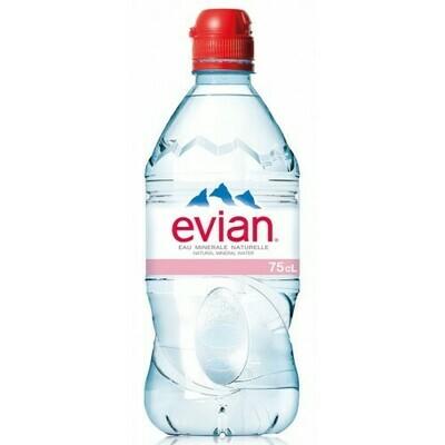 Вода EVIAN (Эвиан) 0.75 л