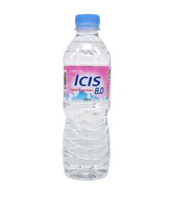Вода ICIS (Айсис) 0.5 л.
