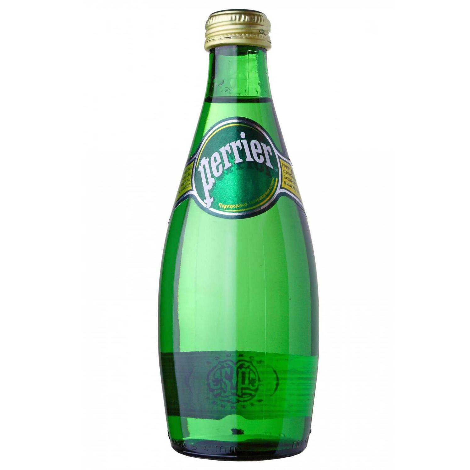 Вода PERRIER (Перрье) 0.33 л