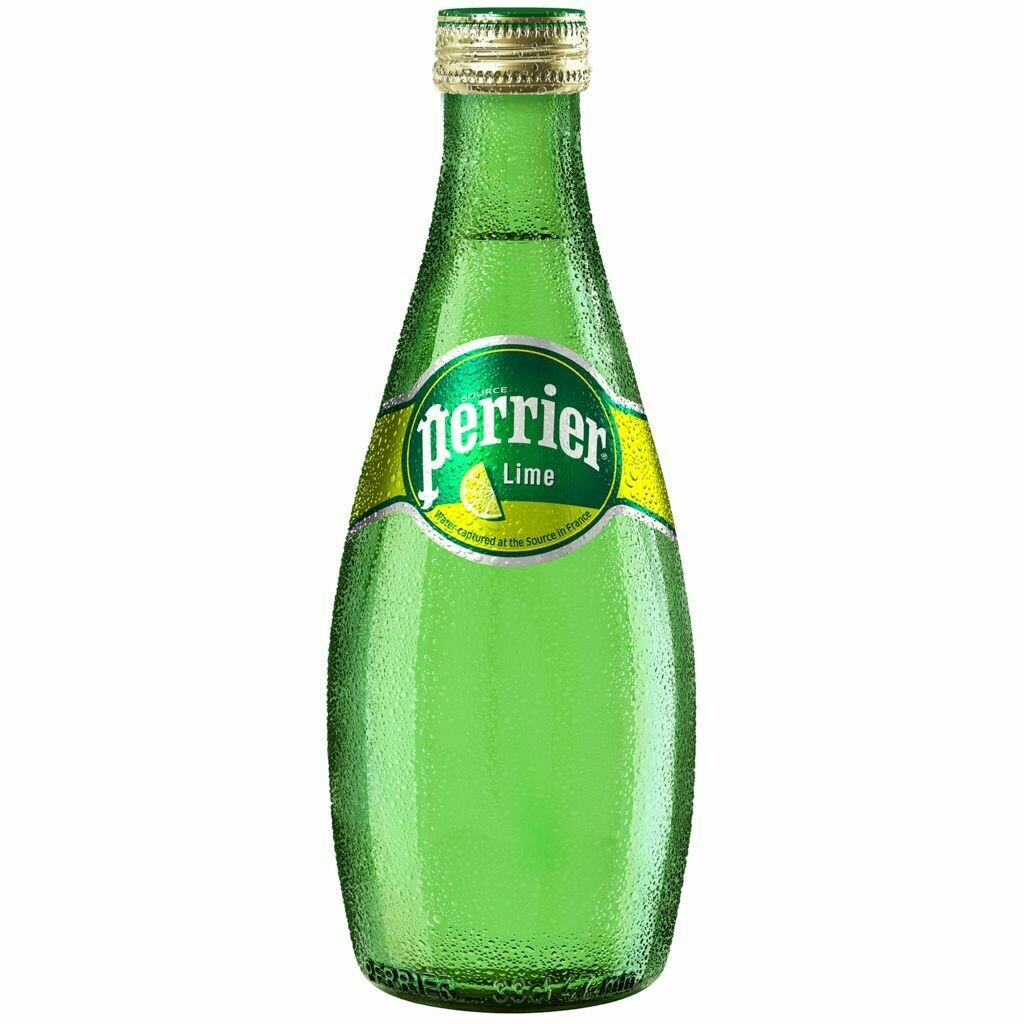 Вода PERRIER (Перрье) Lime 0.33 л.