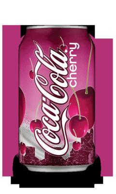 Напиток Coca-Cola Cherry 0.355 л