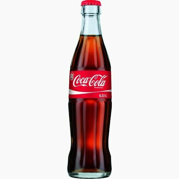 Напиток Coca-Cola, 0.33 л