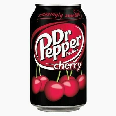 Напиток Dr.Pepper Cherry, 0.33 л.