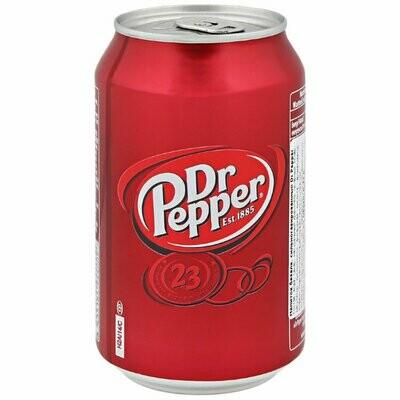 Напиток Dr.Pepper Classic 0.33 л