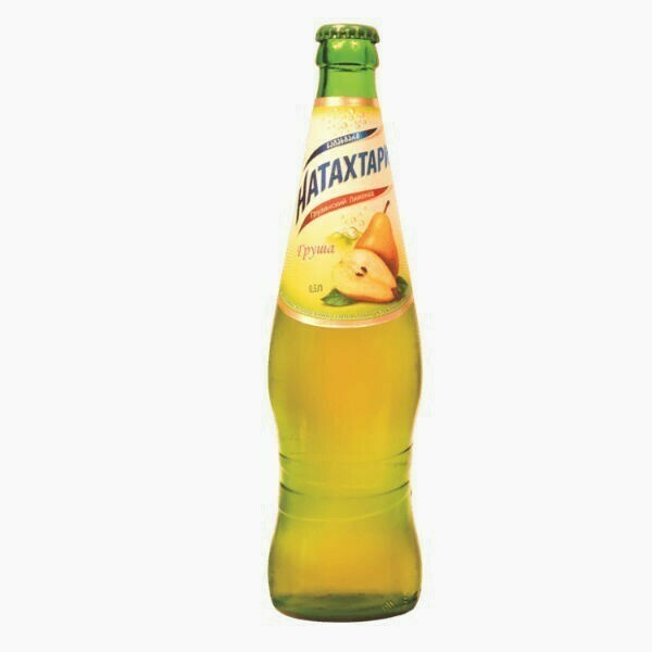 Лимонад Натахтари Груша, 0.5 л.