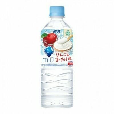 Вода Dydo MIU (Дайдо Миу) Яблоко и Йогурт 0.55 л