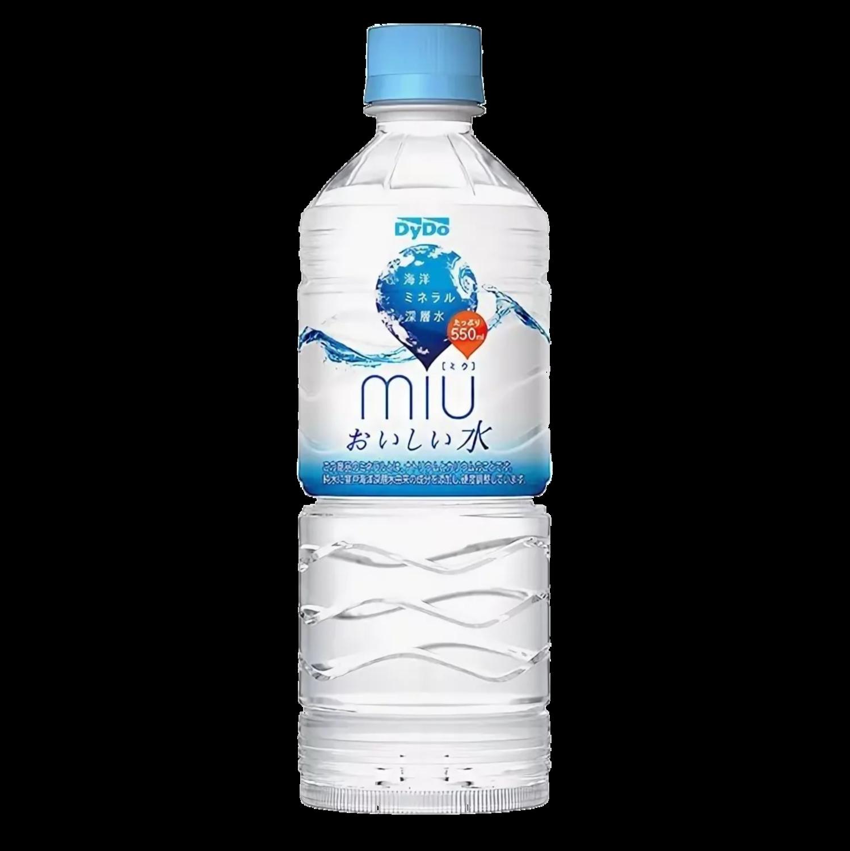 Вода Dydo MIU (Дайдо Миу) 0.55 л