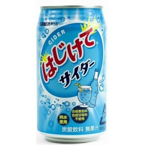 """Напиток Sangaria """"Cider"""" (сидр) 0.35 л"""