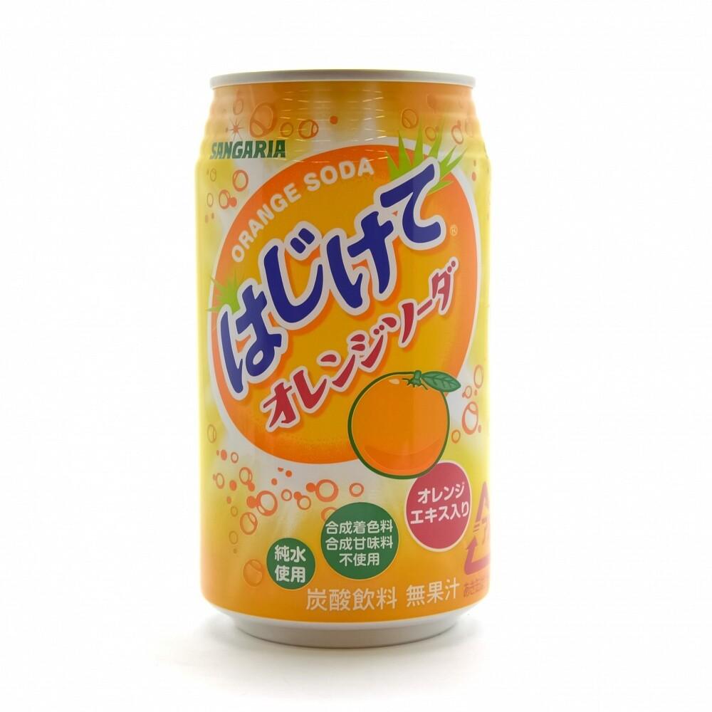 "Напиток Sangaria ""Orange"" 0.35 л"