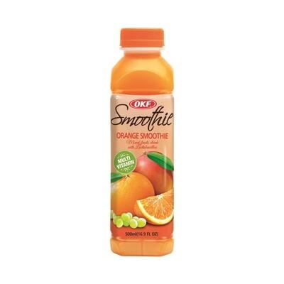 Мультивитаминный напиток OKF, Orange Smoothie, 0.5 л