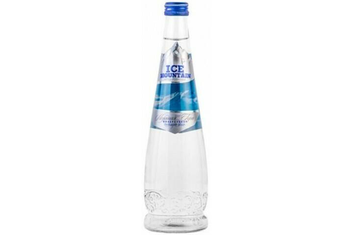 Вода  ICE MOUNTAIN ( Ледяная гора)  0.5 литра